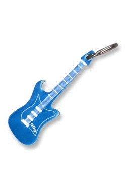 Guitar Style Key Chain Bottle Opener