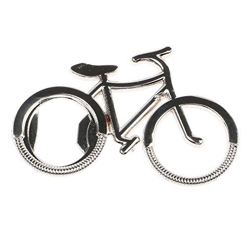 HuaYang Creative Beer Bottle OpenerZinc Alloy Bike Bicycle Keychain patternBottle Soda Beer Cap Opener Bar Tool