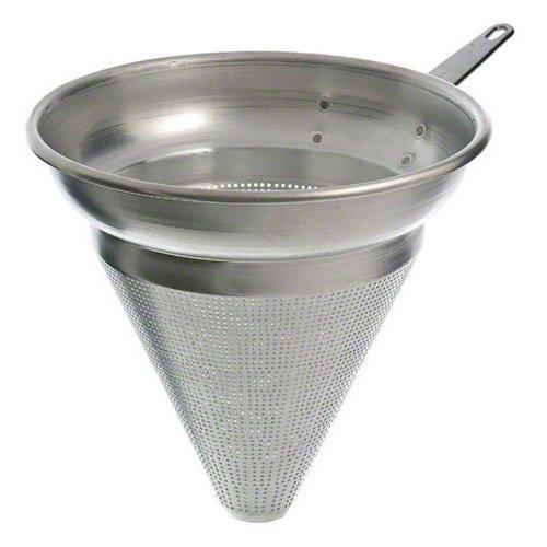 Vollrath 4700 10-34 China Cap Professional Aluminum Strainer - Wear-Ever Collecti