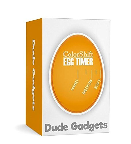 ColorShift Egg Timer - Make PERFECT Hard Boil  Soft Boil Eggs EVERY Time Instantly