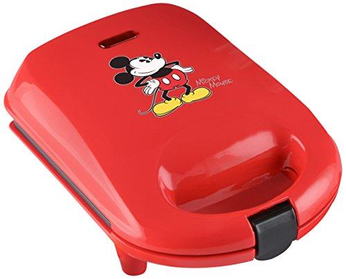 Disney Dcm-8 Mickey Cake Pop Maker, Mini, Red