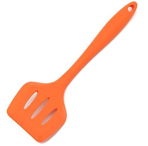 Chef Craft 13110 Premium Silicone Turner 1175 Orange