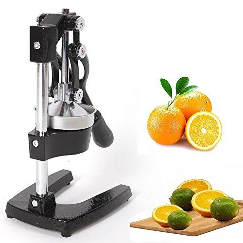 Heavy Duty Commercial Bar Citrus Press Orange Lemon Fruit Manual Squeezer Juicer