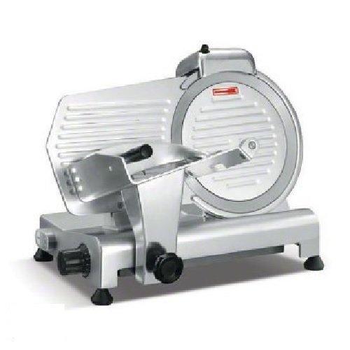 "Adcraft SL300ES Commercial 12"" Deli Meat Slicer, 1/3 HP, Electric 120 Volts"