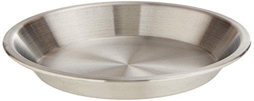 Winco APPL-9 9-Inch Aluminum Pie Plate