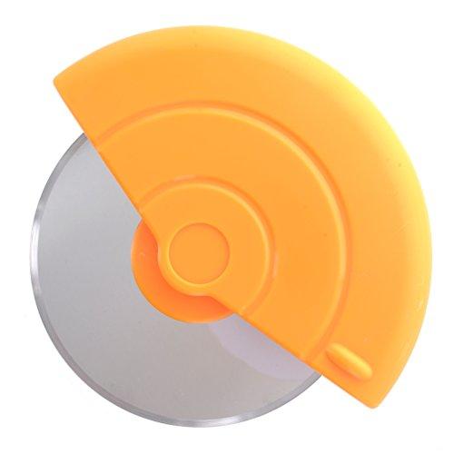 Kitchen Maestro Jumbo Handheld Pizza Wheel with Comfort Grip 1