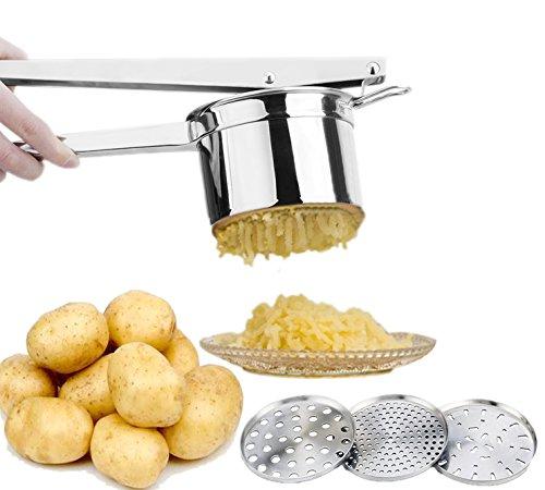 Ekarro Potato RicerMasher Professional Stainless Steel Baby Food Press