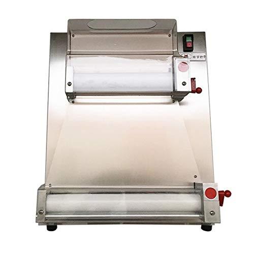 Dshot Automatic Pizza Dough Roller Sheeter MachineMaking 6-16 inch Pizza DoughPizza Making MachineFood Preparation Equipment