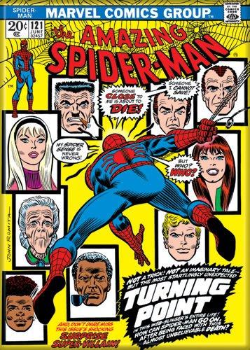 Amazing Spiderman 121 - Marvel Comics - Refrigerator Magnet