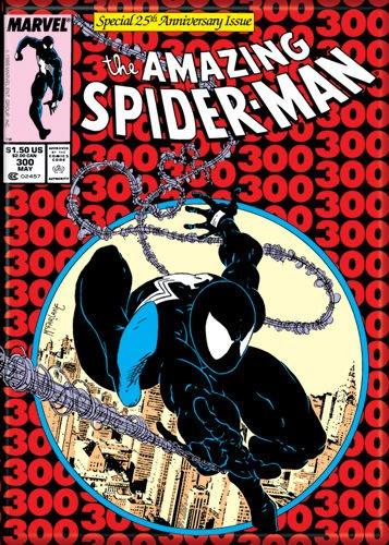 Amazing Spiderman 300 - Marvel Comics - Refrigerator Magnet