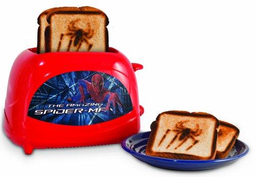 Spiderman Toaster Amazing Spiderman Design