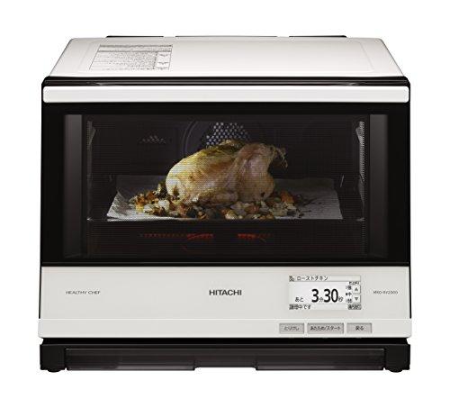 Hitachi steam oven healthy chef 33L white MRO-RV2000 W