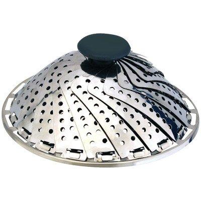Starfrit 094296-006-0000 Stainless Steel Vegetable Steamer Silver