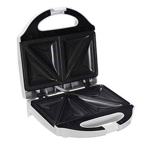 UL Electric Sandwich Toaster Toasties Maker Non Stick Panini Cooker Grill Machine