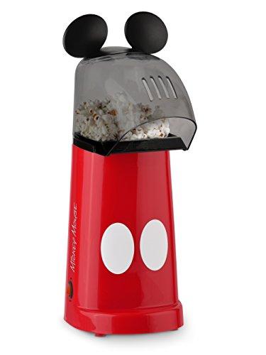 Disney Dcm-201 Mickey Mouse Air Popper RedWhiteBlack