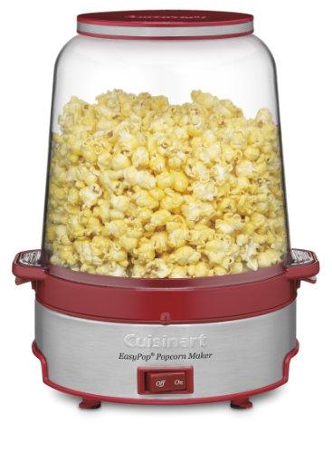 Cuisinart CPM-700 EasyPop Popcorn Maker Red