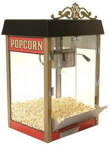 Benchmark 11040 Street Vendor Popcorn Machine 120V 980W 82A 4 oz Popper