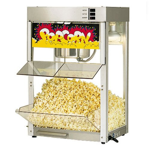 Star Manufacturing 86S Super JetStar Counter Popcorn Popper 8 oz Kettle