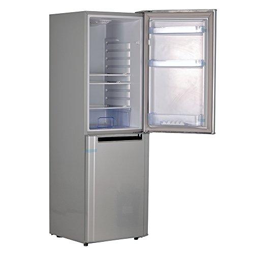 Smad Solar Energy DCAC Powered Refrigerator Freezer Free Standing Fridge Low Voltage