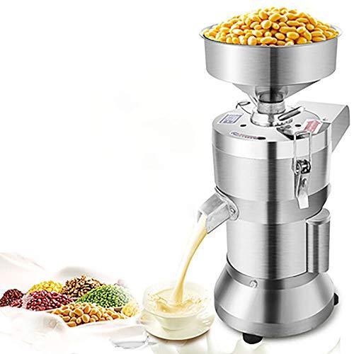 BMGIANT Automatic Soybean Milk Machine Large Soybean Milk Maker Slag Pulp Separator for Rice Paste Tofu Maker Machine