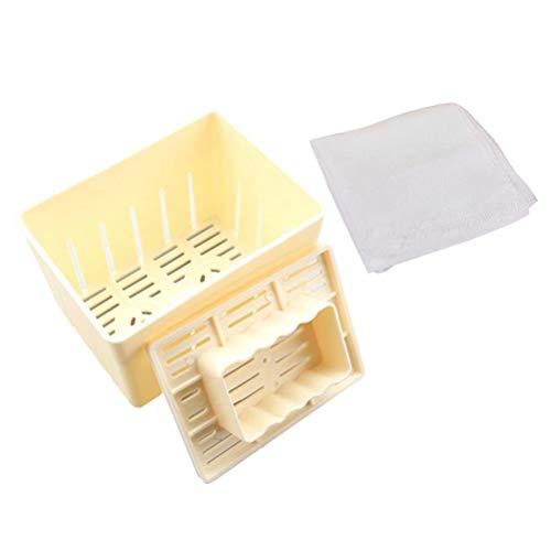 DIY Homemade Tofu Press-Maker Mold BoxPlastic Soybean Curd Making Machine Kitchen Cooking Tools