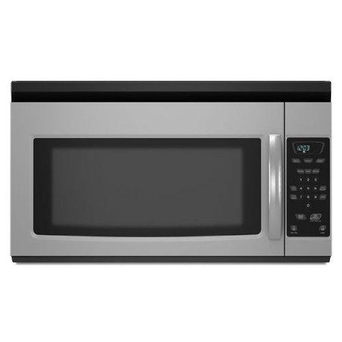 Amana 1.5 Cu. Ft. Over-the-range Microwave, Amv1150vas, Stainless Steel