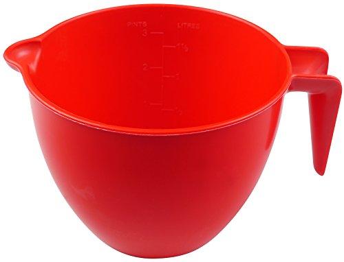 Good 2 Heat Microwave Jug 15ltr  Red