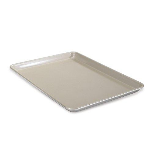 Nordic Ware Natural Aluminum NonStick Commercial Bakers Half Sheet