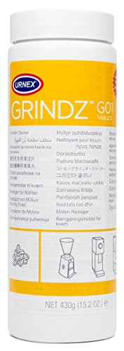 Urnex Grindz Professional Coffee Grinder Cleaning Tablets 430 grams