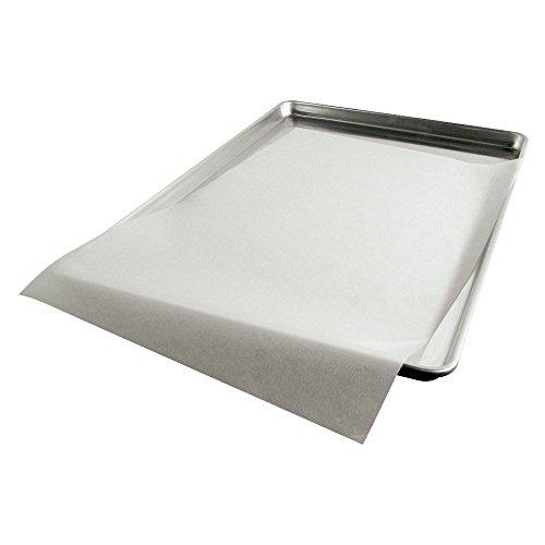 OnSale Paper Products Premium Quilon Parchment Paper Baking Sheets 12 X 16 Pan Liner 300 Premium Sheets White
