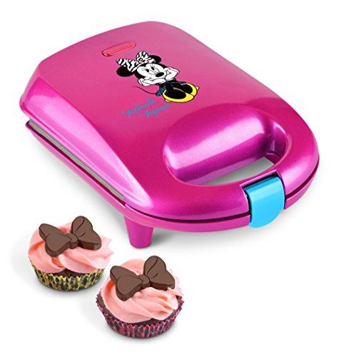 Disney DMG-7 Minnie Mouse Cupcake Maker Mini Pink