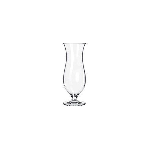 Libbey 92421 Infinium Plastic 16 Ounce Hurricane Glass - 12  CS