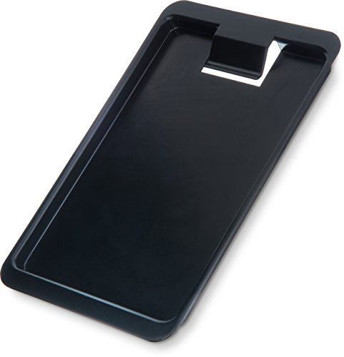 Carlisle 302003 Check Holder  Presenter Tip Tray Black Case of 12