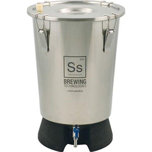 Eagle FE803 35 gal Brew Bucket Mini Fermenter Silver