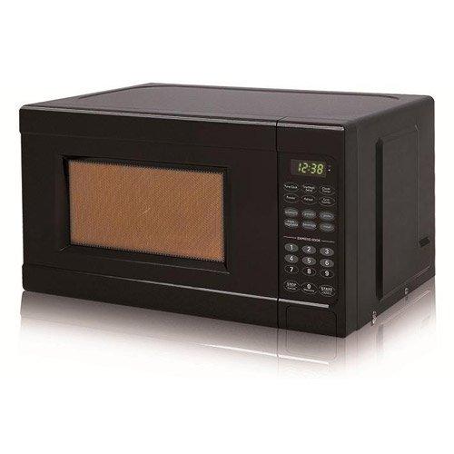 Black & Decker Em720cpi-pmb 700-watt Microwave, 0.7 Cubic Feet, Black