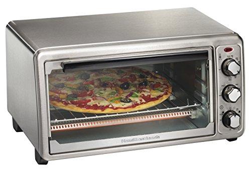 Hamilton Beach 31411 Toaster Oven Stainless Steel