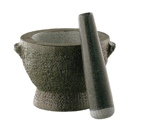 FrielingCilio Goliath Granite 5-Inch Tall Mortar and Pestle
