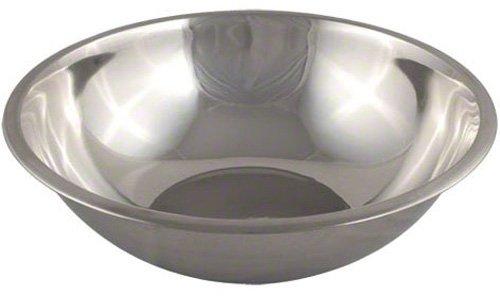 American Metalcraft SSB1300 Stainless Steel Mixing Bowl 16 Diameter Silver 13-Quart