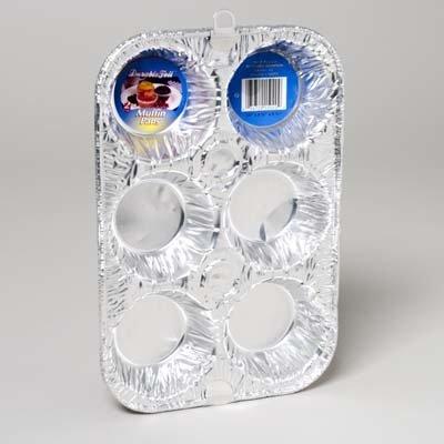 Aluminum Muffin Pans Case Pack 12 Home Kitchen Furniture Decor