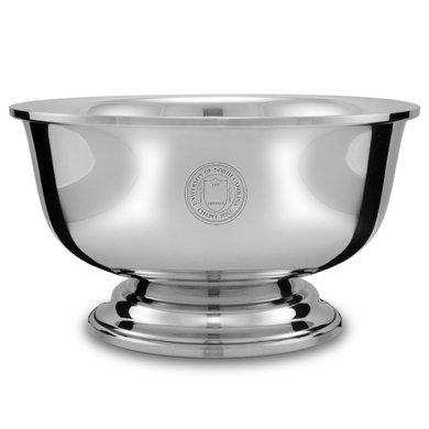 UNC Large Pewter Bowl
