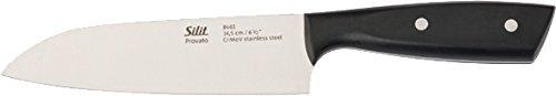 Silit Santoku Chefs Knife Provato Blade 40 x 75 x 25 cm Black