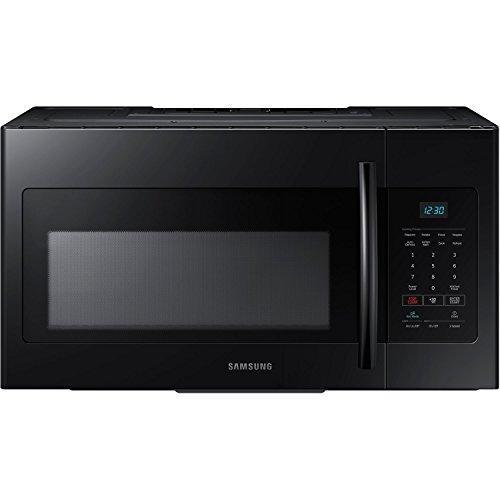Samsung Me16h702seb 1.6 Cu. Ft. 1000w Over-the-range Microwave, Black