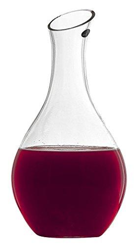 Amlong Crystal Lead Free Crystal Wine Decanter Red Wine Carafe Wine Gift Wine Accessories 35 oz Medium