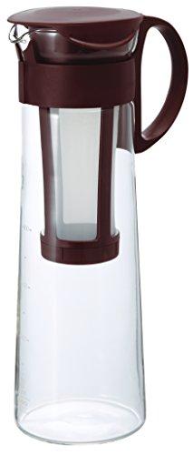 Hario Mcpn-14b Water Brew Coffee Pot, 1000ml, Black