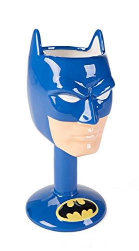 DC Comics Batman 3D Ceramic Goblet
