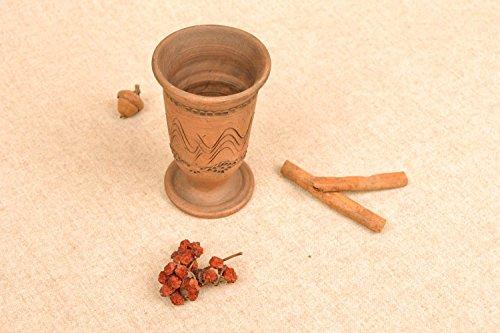 Handmade Ceramic Goblet