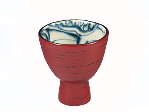 Mino Yaki Gifu Sozan-Gama Porcelain Sake Cup 4MIN0054