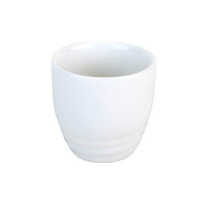 White Porcelain Sake Cup