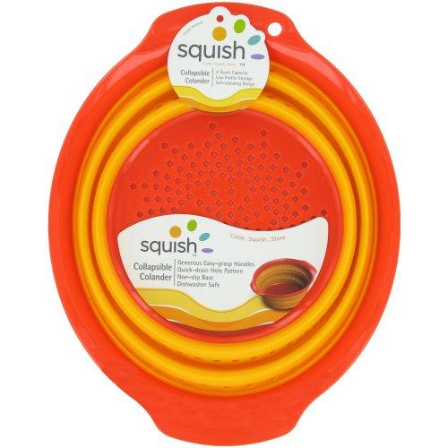 Squish Colander, 4-quart