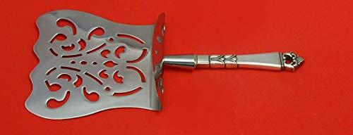 Danish Crown by Frigast Sterling Silver Asparagus Server Hooded Custom Made HHWS